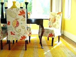 Custom Dining Room Chair Slipcovers Contemporary Lovely Seat Cover Linen Australia