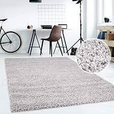 hochflor teppich shaggy teppich fürs wohnzimmer modern flauschig läufer für schlafzimmer esszimmer flur und kinderzimmer langflor carpet
