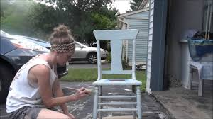 Chalk Painting A Chair - YouTube Archive Sarah Jane Hemsley Upholstery Traditional The Perfect Best Of Rocking Chairs On Fixer Upper Pic Uniquely Grace Illustrated 3d Chair Chalk Painted Fabric Makeover Shabby Paints Oak Wax Garden Feet Rancho Drop Cucamonga Spray Paint Wicked Diy Thrift Store Ding Macro Strong Llc Pating Fabric With Chalk Paint Diytasured Childs Rocking Chair Painted In Multi Colors Decoupaged Layering Farmhouse Look Annie Sloan In Duck Egg Blue With Chalk Paint Rocking Chair Makeover Easy Tutorial For Beginners