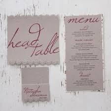 Vintage Rustic Day Of Wedding Stationery Weddinginvitation Invitations