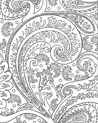 Abstract Coloring Pages For Teenagers Difficult Pic