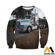 100 Truck Jacks 3D All Over Printed Shirts And Shorts
