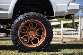 100 Truck Rims 4x4 Lifted Ram 2500 On Rose Gold Wheels Meets A Horse
