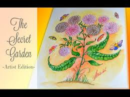 The Secret Garden By Johanna Basford Artist E