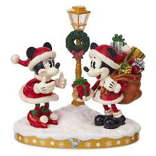 Santa Mickey Mouse And Friends Kitchen Towel Set ShopDisney