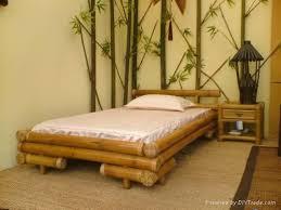 bamboo indoor furniture bamboo bed buy indoor