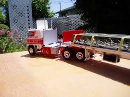 1972 Freightliner Cab Over Trailer UPDATED PICS - On The Workbench ...