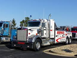 100 Kenworth Tow Truck Kaufners Midwest Regional Show Spo Flickr