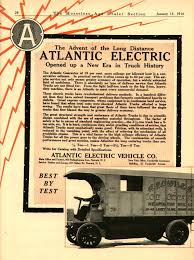 100 Les Cars And Trucks 1916 Atlantic Electric Truck Classic Vintage Electric