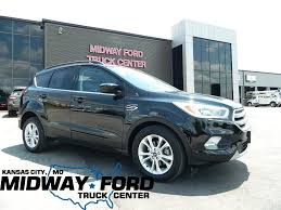2017 Ford Escape For Sale In Lawrence, KS 66044 - Autotrader Midway Ford Truck Center Dealership Kansas City Mo All New F150 Powerstroke Diesel 2017 Commercial Youtube 42018 Gmc Sierra Stripe Hood Decal Vinyl Graphic 64161 Car And Used 2016 E350 16ft Box Van For Sale At 2004 F350 Spray Tank Lawnsite 2018 Transit350 Hd Kuv Parts Dealer Vanity