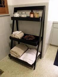 ladder shelf instructions diy furniture pinterest shelves