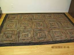 shaw living medallion area rug