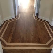 hardwood floor tile inlay hardwood flooring design