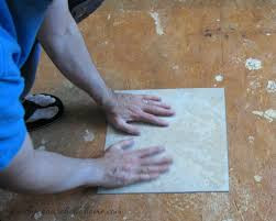 Grouting Vinyl Tile Problems by Goodbye House Hello Home Blog How To Install Groutable Vinyl