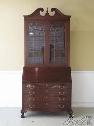 mahogany secretary desk ebay
