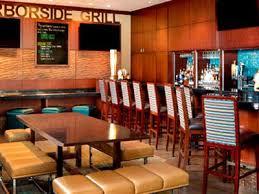 Harborside Grill And Patio Boston Ma Menu by Hyatt Harborside At Bostons Logan International Airport Hotel In