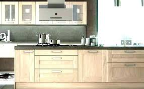 facade meuble cuisine facade bois cuisine cuisine en bois massif facade meuble brut facade