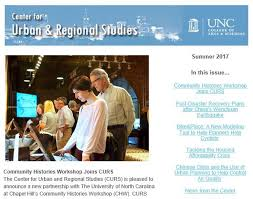 Unc Its Help Center by Home Center For Urban And Regional Studies