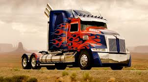 Truck Optimus Prime All About - File.army