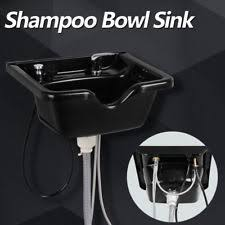 healthline portable shoo bowl sink basin hair beauty salon