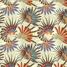 tissus pour rideaux pas cher cuisine tissu touraco casamance tissu pour rideaux caravane tissu