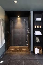 tipps für die beleuchtung begehbaren duschen und