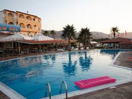 carolina mare hotel malia crete greece book carolina mare