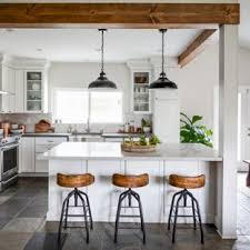 Mid Sized Transitional Eat In Kitchen Remodeling