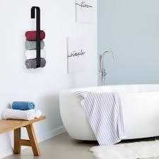handtuchhalter edelstahl schwarz