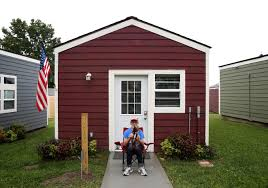 100 Homes In Kansas City Tiny Houses Multiply Amid Big Issues As Communities Tackle