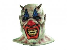 The Purge Mask Halloween Express by Dark Humor Clown Mask Masks