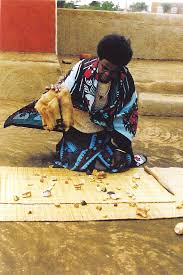 The Art Of Establishing And Maintaining Contact With Ancestors A Study Bapedi Tradition