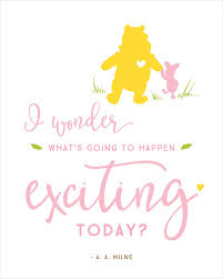 Winnie The Pooh Quotes Pooh by Winnie The Pooh Baby Shower Printables U0026 Quotes Pink U0026 Yellow