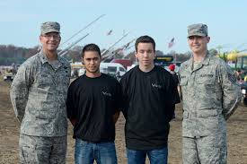 Punkin Chunkin Delaware Cancelled by Reserve Wing Holds Enlistment Ceremony At Punkin Chunkin U003e Air