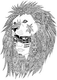 The Native Americans Was Impressive Like This Coloring Page