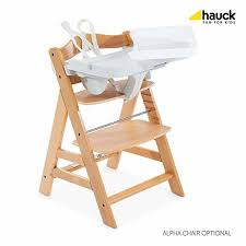 Hauck Alpha Chair Feeding Bundle W/Tray & Harness. Award-Winning Euro  Design, Adjustable Wooden Chair Complete With Feeding Tray & 5-Point  Harness For ... Hauck High Chair Beta How To Use The Tripp Trapp From Stokke Alpha Bouncer 2 In 1 Grey Wooden Highchair Wooden High Chair Stretch Beige 4007923661987 By Hauck Sitn Relax Product Animation 3d Video Pooh Seat Cushion For Best 20 Technobuffalo Plus Calamo Grow With You Safety 1st Timba Wood