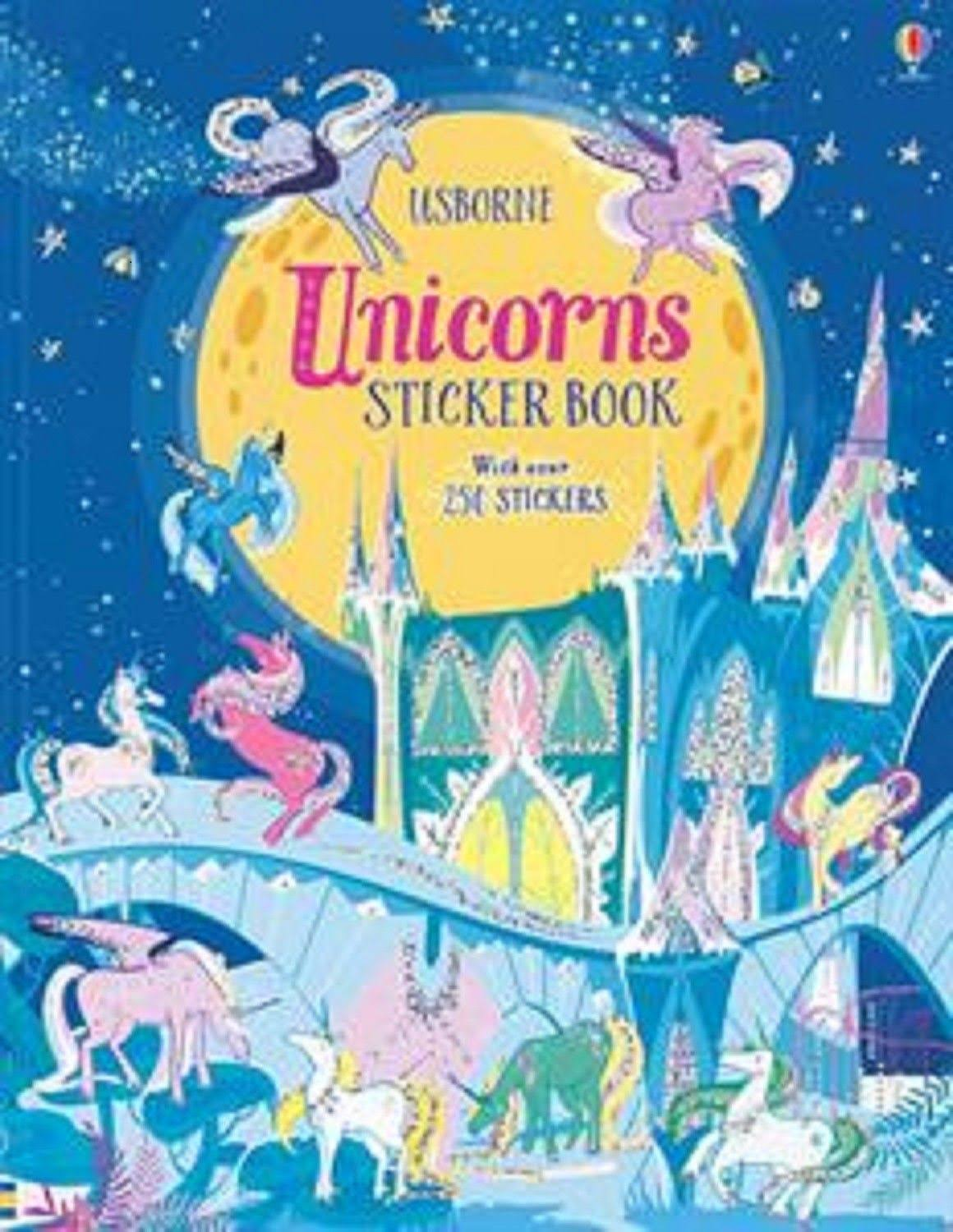 Unicorns Sticker Book - Fiona Watt