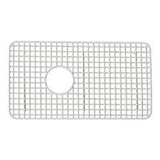 Stainless Steel Sink Grid Amazon by Rohl Wsg3018ss 14 5 8 Inch By 26 1 2 Inch Wire Sink Grid For
