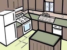 Kitchen Clipart 4 Kids Pedia