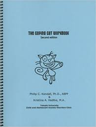 coping cat coping cat workbook second edition child therapy workbooks