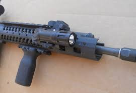 DR Range Report INFORCE WML Weapon Mounted Light Tactical White