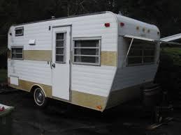 Vintage Camper Trailer 1970 Roadcruiser