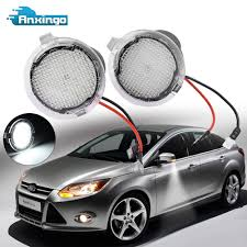 2side rear view mirror led puddle lights for ford focus f 150