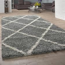 hochflor teppich shaggy für wohnzimmer real de