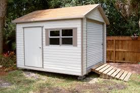 eave style backyard depot