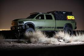 100 Custom Diesel Trucks Brothers Built LineX Truck Appearing At Chicago Auto Show