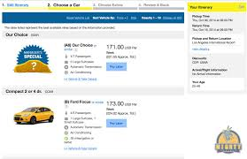 USAA Car Rental With Avis, Budget, Hertz Using Discount ...