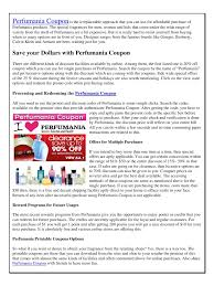 Latest Perfumania Coupon To Save Your Dollars By John Manzanet - PDF ... Agaci Store Printable Coupons Cheap Flights And Hotel Deals To New Current Bath Body Works Coupons Perfumania Coupon Code Pin By Couponbirds On Beauty Joybuy August 2019 Up 80 Off Discountreactor Pier 1 Black Friday Hours 50 Off Perfumaniacom Promo Discount Codes Wethriftcom Codes 30 2018 20 Hot Octopuss Vaporbeast 10 Off Free Shipping