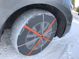 AutoSocks Offer An Alternative To Tire Chains - The Globe And Mail Autosock Tire Snow Socks For Cars Trucks Caridcom How To Avoid A Flat The Realistic Mama Chains Snow Chains Size Ibovjonathandeckercom Brings You Home Original Winter Traction Aid Since 1998 Amazoncom Traction Adjustable Car Cover Put On And Drive Safely Les Schwab Winter Tires Required By Law British Columbia Highways Surex Direct Sock Media Downloads Uk What The Heck Are Tire Socks Heres Review So Many Miles Control Revzilla