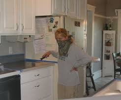 Kammy s Korner Painted Kitchen Counter Tops